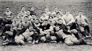 1892 Vanderbilt Commodores football team - Image: 1892Vandy