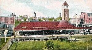 Allentown Railroad Station (Pennsylvania)
