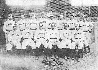 1901 Washington Senators season - The 1901 Washington Senators