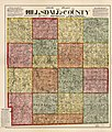 1909 plat of Hillsdale County, Michigan LOC 2012593150.jpg
