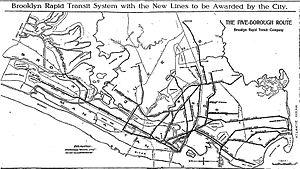 BMT Broadway Line - The BRT proposal
