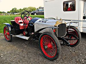 Vauxhall A-Type - 16-20 h.p. 1914 with racing body