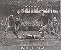 1915 Pitt versus Wash-Jeff football game action.jpg