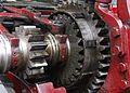 1920 Burrell Steam road locomotive (PB 9687), 2009 HCVS London to Brighton run (2).jpg