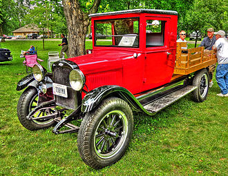 Chevrolet Superior - 1924 Chevrolet Truck