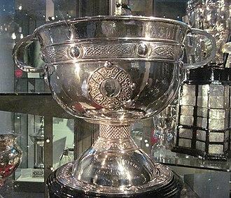 Sam Maguire Cup - Original 1928 Sam Maguire Cup