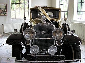 Cadillac V-12 - Image: 1931Cadillac 370Acoupe V12
