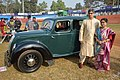 1939 Morris Eight - 8 hp - 4 cyl - WBA 6936 - Kolkata 2018-01-28 0729.JPG