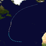 1944 Atlantic hurricane 9 track.png