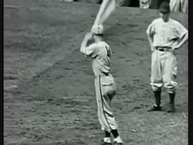 ファイル:1945-05-28 Baseball's Miracle Man, Pete Gray.ogv