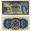 1952 £1 banknote of Bermuda.png