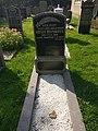 1953 flood victims gravestones De Waal Texel - 3.jpg