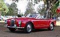 1957 Lancia Aurelia B24 - red - fvl2 (4637149843).jpg
