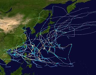 1960 Pacific typhoon season