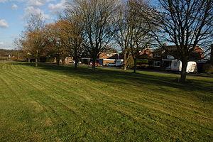 Baughton - Image: 1960s houses in Baughton