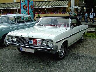 Buick Skylark - 1964 Buick Skylark convertible