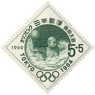 Water polo at the 1964 Summer Olympics Water polo at the Olympics