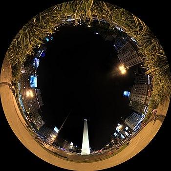 197 - Buenos Aires - Plaza de la Republica - Janvier 2010.jpg