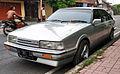 1986 Mazda 626 GLX (GC) hatchback (front), Sukawati.jpg