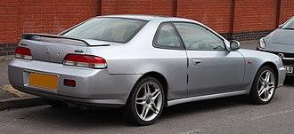 Honda Prelude - 1998 Honda Prelude VTi
