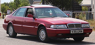 Rover 800 series - 1998 820 Sterling (post-R17 facelift)