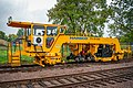 19 A Harsco rail track stabilizer sits near Beltline Blvd in St. Louis Park.jpg