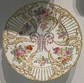 19th century plate, possibly Vienna manufactory, hard-paste porcelain, Honolulu Museum of Art.JPG