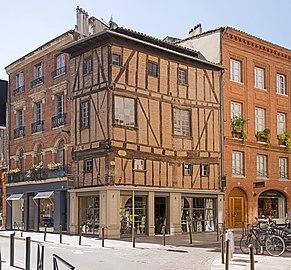 Rue Des Arts Toulouse Wikip Dia