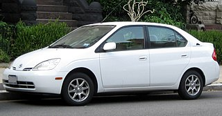 Toyota Prius (XW10) Automobile