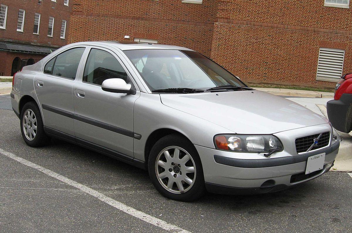 Volvo S60 – Wikipedia
