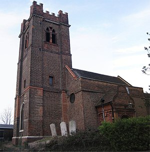 St Luke's Church, Charlton - Church of St Luke, Charlton