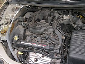 [DIAGRAM_38EU]  Chrysler LH engine - Wikipedia | 2010 Chrysler Sebring Engine Diagram |  | Wikipedia, the free encyclopedia