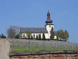 20060423 Nierstein Kirche