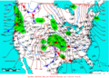 2007-02-24 Surface Weather Map NOAA.png