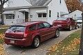 2007 Chrysler 300 SRT 8 & 2005 Dodge Magnum RT (15452591158).jpg