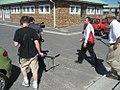 2007 June 8 filming of Truth in Numbers.jpg