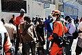 2010년 중앙119구조단 아이티 지진 국제출동100118 중앙은행 수색재개 및 기숙사 수색활동 (196).jpg