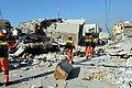 2010년 중앙119구조단 아이티 지진 국제출동100118 중앙은행 수색재개 및 기숙사 수색활동 (98).jpg