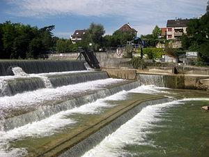 Münchenstein - Image: 2010 08 25 birswasserfall