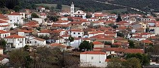 Gratini - The village of Gratini