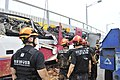 20100703중앙119구조단 인천대교 버스 추락사고 CJC3724.JPG