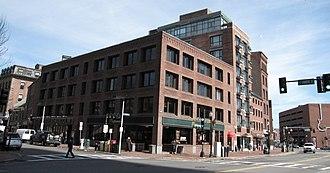 North Street (Boston) - Image: 2010 Union St North St Boston 2