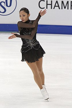 2011 Four Continents Miki ANDO 3.jpg