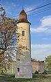 2012 Kocobędz, Wieża strażnicza byłego zamku 02.jpg