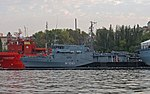 2013-08-29 Севастополь. Тральщик M1061 Rottweil ВМС Германии (4).JPG
