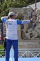 2013 FITA Archery World Cup - Mixed Team compound - Final - 04.jpg