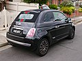 2013 Fiat 500C by Gucci convertible (2015-05-29) 02.jpg