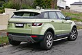 2013 Land Rover Range Rover Evoque (L538 MY13) SD4 Pure 4WD 5-door wagon (2015-07-24) 02.jpg