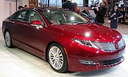Lincoln MKZ (2013–2016)