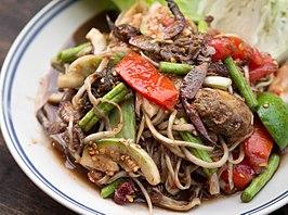 Mekong Thai Vietnamese Restaurant Menu